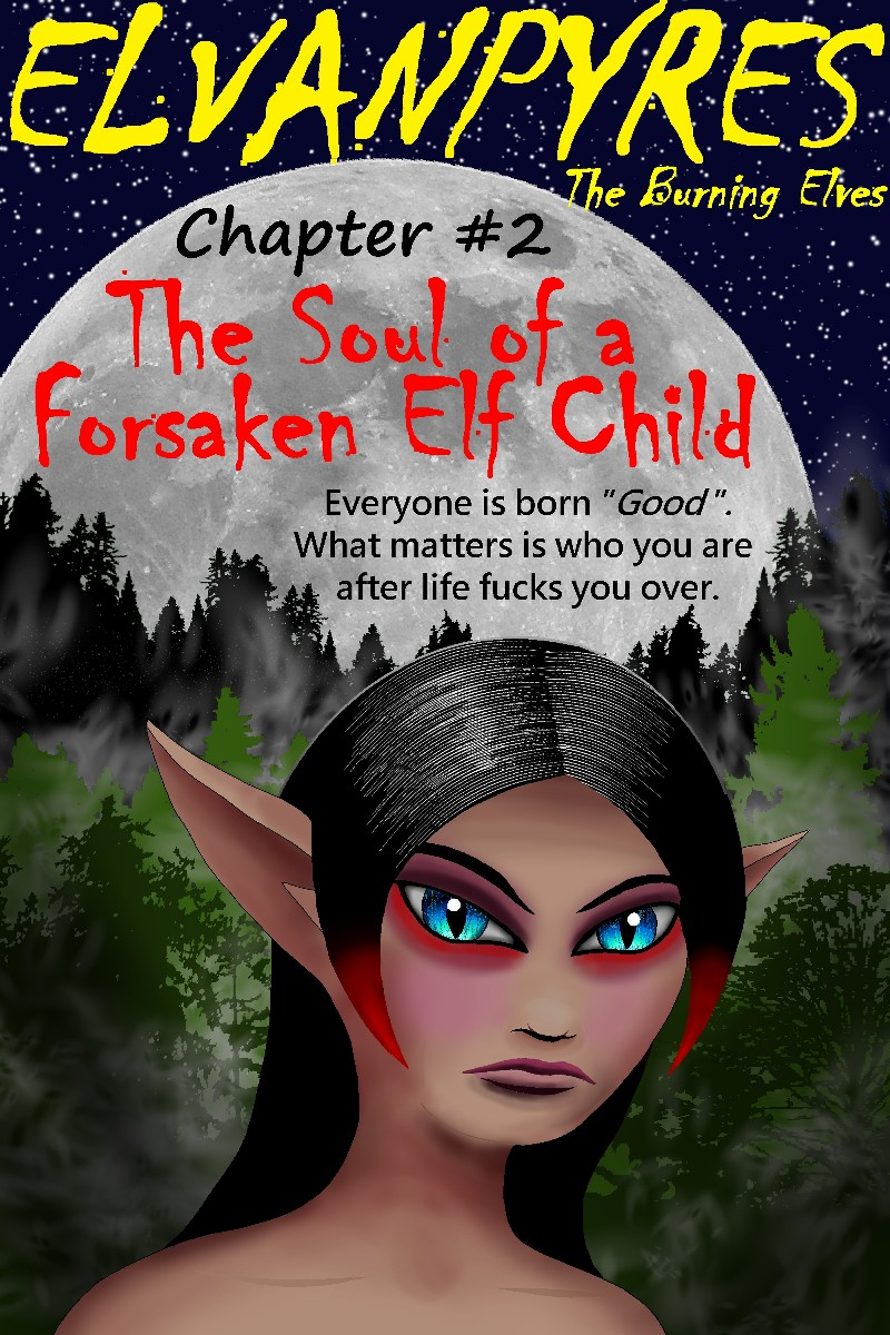 138 –  The Soul of a Forsaken Elf Child RED